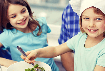 Montessori preschool nutrition Katy TX